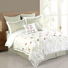 <strong>Presidio Square</strong> Lush 8 Piece Comforter Set