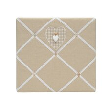Natural Heart Memoboard