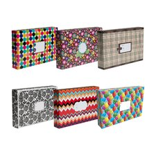 Decorative Mailing Box (6 Piece)