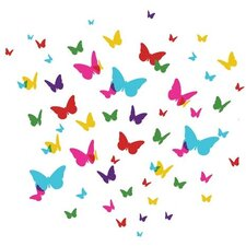 <strong>WallCandy Arts</strong> Flutterflies2 Wall Stickers