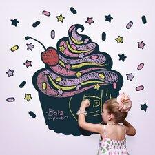 Chalkboards Cupcake 51 Piece Set