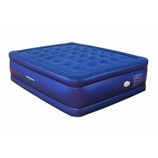 Comfort Top V2 Flocked Raised Air Bed
