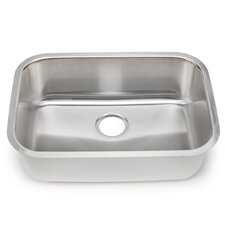"Blanco Stellar 25"" x 18"" Single Bowl Kitchen Sink"