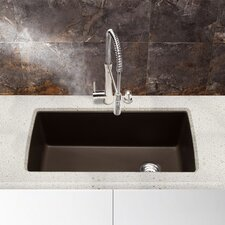 "Blanco Silgranit 33.5"" x 22"" Kitchen sink"
