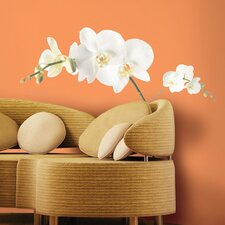 <strong>RoomMates</strong> Home Orchid Wall Stickers