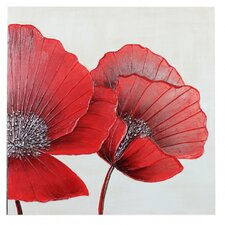 Poppies Canvas Art