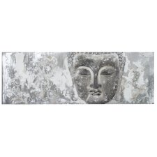 Buddha Long Canvas Art