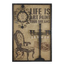 Vintage Dreams Wall Art