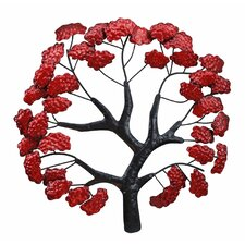 Japanese Red Maple Wall Art