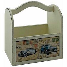 Tragebox Vintage Cars