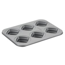 37.8cm Non Stick Stacked Square Carbon Steel Cakelette Pan