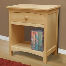 McKenzie 1 Drawer Nightstand