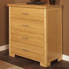 <strong>Epoch Design</strong> Nara 4 Drawer Chest