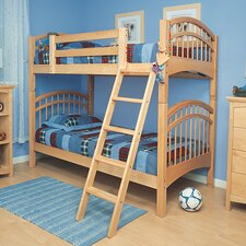 Mckenzie Bunk Bed with Ladder