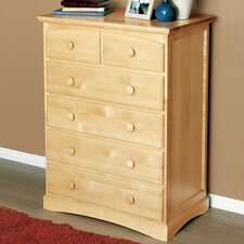 McKenzie 6 Drawer Chest