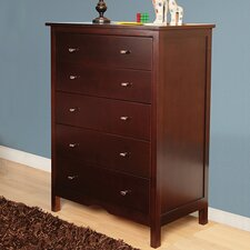 <strong>Epoch Design</strong> Seneca 5 Drawer Chest