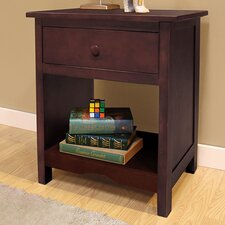 Gabriel 1 Drawer Nightstand