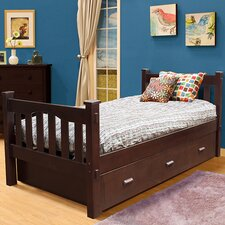 <strong>Epoch Design</strong> Gabriel Kids Slat Bedroom Collection with Trundle