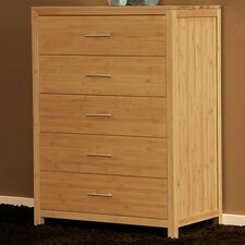 <strong>Epoch Design</strong> Niko 5 Drawer Chest
