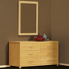 <strong>Epoch Design</strong> Niko 6 Drawer Dresser