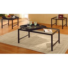 Watsonville 3 Piece Coffee Table Set