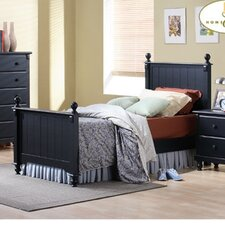 875 Series Panel Bed