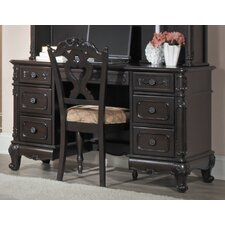 <strong>Woodbridge Home Designs</strong> Cinderella Writing Desk
