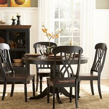 <strong>Woodbridge Home Designs</strong> Ohana 5 Piece Dining Set
