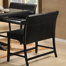 <strong>Woodbridge Home Designs</strong> Papario 2-Seater Counter Height Chair