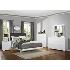 Galva Panel Bedroom Collection