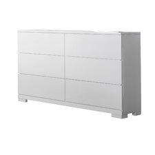 Galva 6 Drawer Dresser