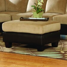 <strong>Woodbridge Home Designs</strong> Bella Cocktail Ottoman