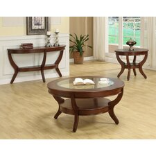 <strong>Woodbridge Home Designs</strong> Avalon Coffee Table Set