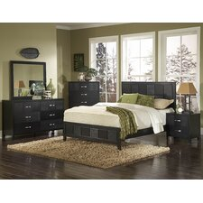 <strong>Woodbridge Home Designs</strong> 1477 Series Panel Bedroom Collection