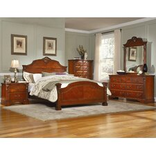 Legacy Panel Bedroom Collection