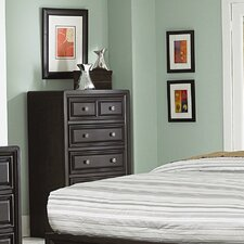 <strong>Woodbridge Home Designs</strong> Abel 6 Drawer Chest
