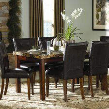 Achillea 5 Piece Dining Set