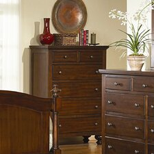 <strong>Woodbridge Home Designs</strong> Aris 6 Drawer Chest