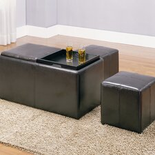 <strong>Woodbridge Home Designs</strong> Claire Ottoman