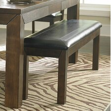 <strong>Woodbridge Home Designs</strong> Eagleville Cherry Kitchen Bench