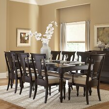<strong>Woodbridge Home Designs</strong> Inglewood 9 Piece Dining Set