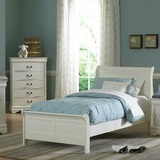 Marianne Panel Bed