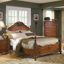 Madaleine Panel Bed