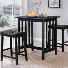 <strong>Woodbridge Home Designs</strong> Scottsdale 3 Piece Dining Set