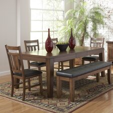<strong>Woodbridge Home Designs</strong> Kirtland Counter Height Dining Table