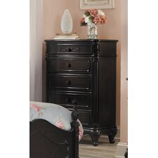 Cinderella 5 Drawer Chest