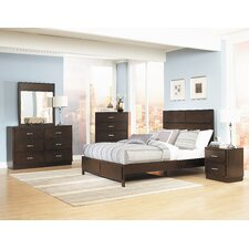 <strong>Woodbridge Home Designs</strong> Vernada Panel Bedroom Collection