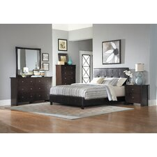 Avelar Panel Bedroom Collection