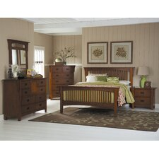 Danville Slat Bedroom Collection