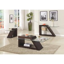 <strong>Woodbridge Home Designs</strong> Jensen Coffee Table Set